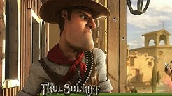 True Sheriff Slot Machine Game Bonus & Free Spins - Betsoft Slots