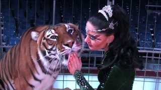 Carmen Zander The Queen of Tigers 2014
