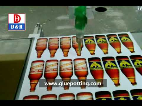 doming sticker machine from China supplier