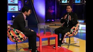 """Entrevista histórica a Santiago Matias """"Alofoke"""" en Mas Roberto!!! thumbnail"""