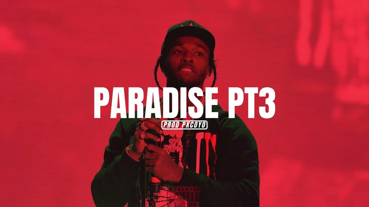 "Download /FREE/ POP SMOKE x FIVIO FOREIGN DRILL TYPE BEAT - ""PARADISE PT.3"" (Prod. Pxcoyo x Yoshi x Zivocals)"