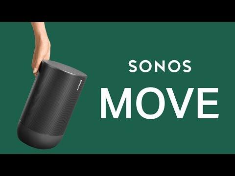 Review : Sonos Move : Speaker for Ourdoor