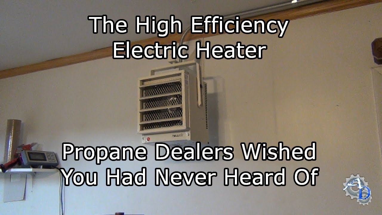 Garage Heater Cost To Run Newair G73 Review Wall Mounted Electric Garage Heater Installation