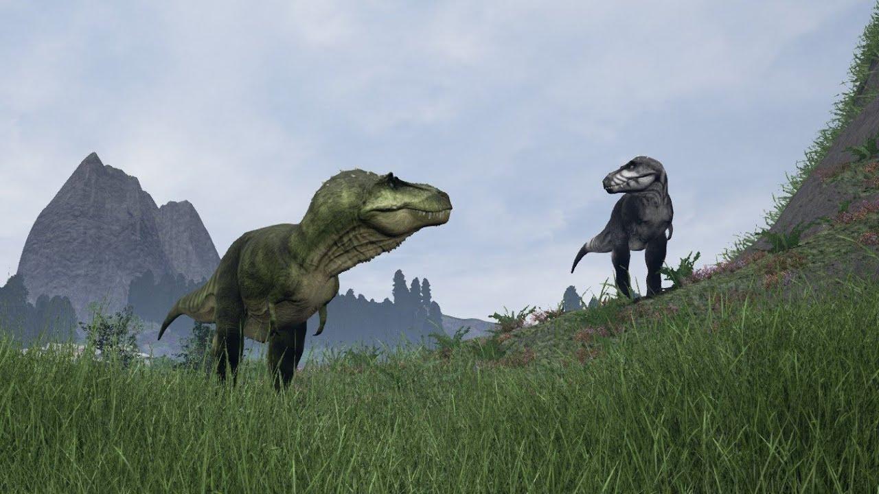 Tyrannosaurus Rex: An Isle Documentary - Right Hand Man ...