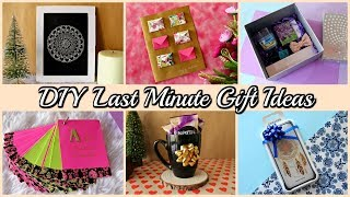 BEST DIY GIFT IDEAS | DIY Last Minute gift Ideas for Everyone | Easy and Affordable