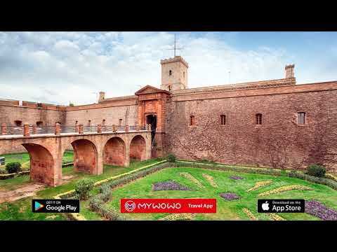 Montjuïc – Introduction  – Barcelona – Audio Guide – MyWoWo Travel App