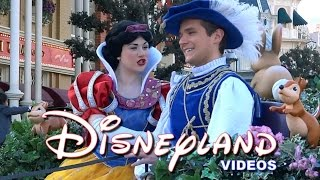 La Magie Disney en Parade - Disneyland Paris 2014/2015/2016 HD(