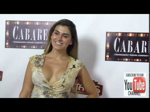Shawna Craig at the Opening Of Cabaret At Hollywood Pantages Theatre