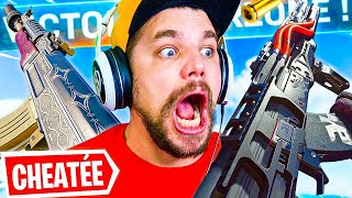 Ma CLASSE CHEATÉE DOUBLE AK47 sur WARZONE !! (Cold War VS Modern Warfare)