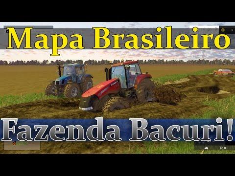 Fazenda Bacuri! Novos Atoleiros ;) | Farming Simulator 2015 Multiplayer | Pt-Br |