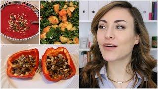 Ce que je mange dans la journée #4 - Végétalien / Végétarien