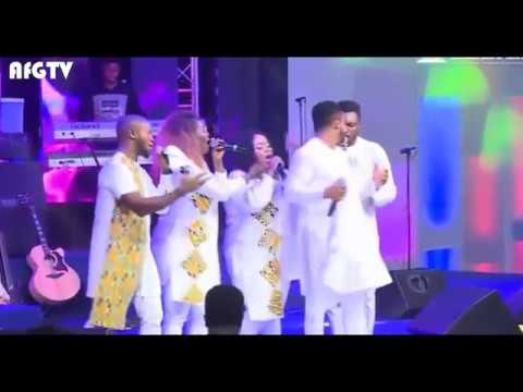 TIM GODFREY HIGH PRAISE MEDLEY AT DEEPER WORSHIP CONCERT JUNE 2017
