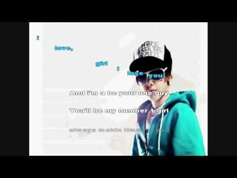 One Time - Justin Bieber [Instrumental/Karaoke]