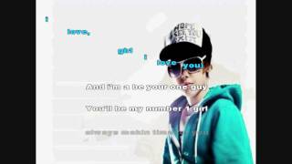 Download One Time - Justin Bieber [Instrumental/Karaoke] MP3 song and Music Video