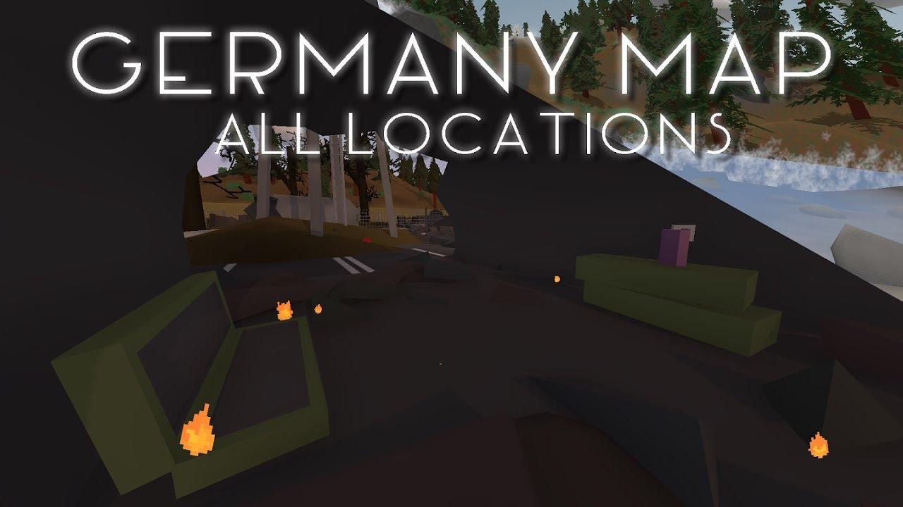 Unturned Map Of Germany.Coalition Quarantine Military Jets Burning City Unturned Germany