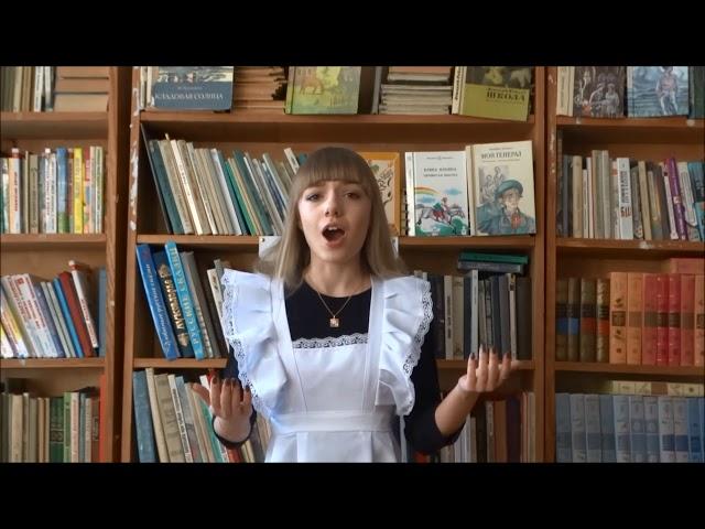 Изображение предпросмотра прочтения – ЮлияРоманова читает произведение «Пусть голосуют дети» (Бергольц Ольга)