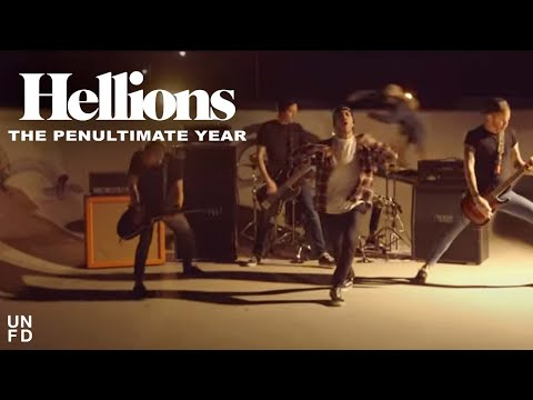 Hellions - The Penultimate Year [Official Music Video]