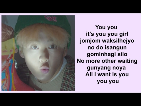NCT Dream - My First and Last (Romanization/EASY LYRICS /letra facil)
