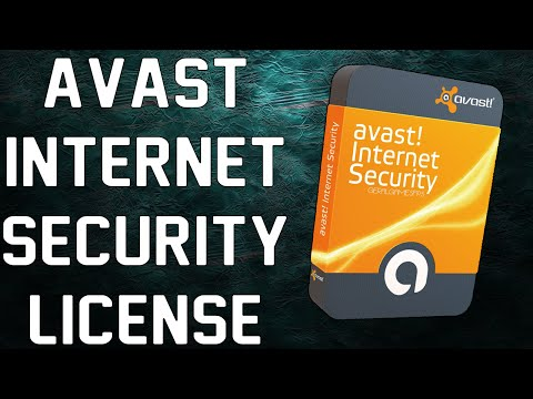 How to insert the licence file until 2021 avast premier ...