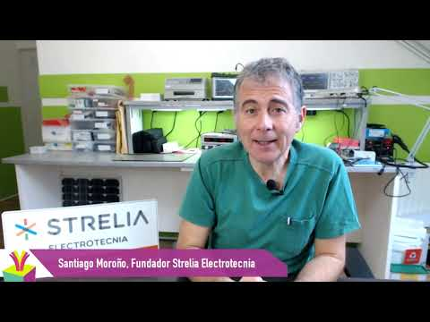 #DemosXWeb: Solucións profesionais con hardware libre Arduino, Raspberry-pi. Strelia Electrotecnia