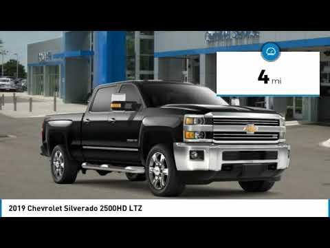 2019 Chevrolet Silverado 2500HD 19T578