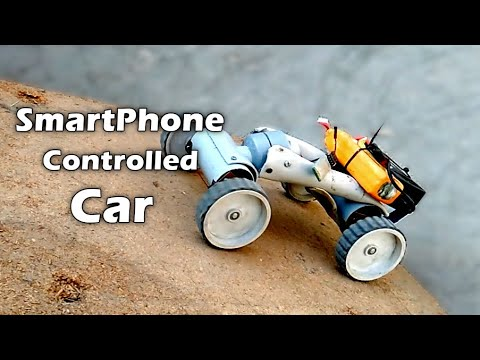How to Make Android Controlled Car At home using Arduino and Bluetooth module
