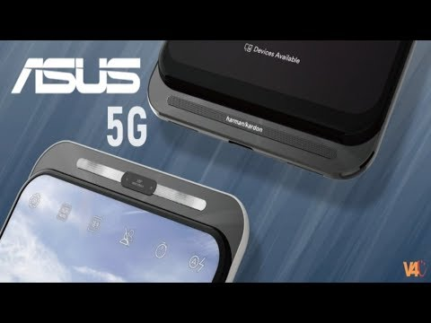 ASUS 5G Concept Phone with Dual Sliders | Asus 5G First Look, Price, Specs, Release Date, Features
