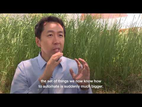Andrew Ng: How can AI create value for businesses right now?