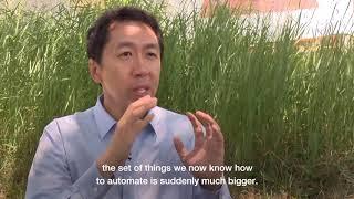 أندرو نج: كيف يمكن AI خلق القيمة بالنسبة للشركات الآن ؟