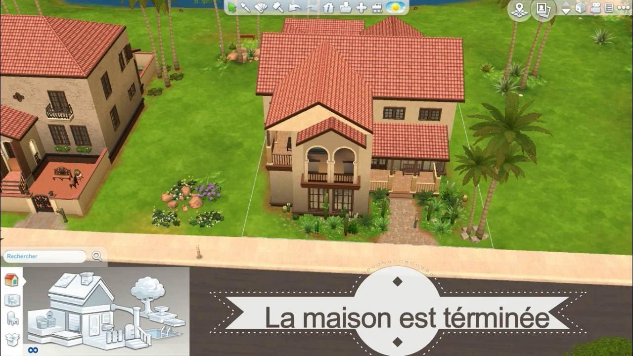 Design Rennovation D Une Maison D Oasis Springs Partie 2 Sims 4