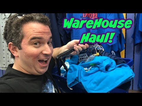 Disney Cruise Merchandise At The Character Warehouse!