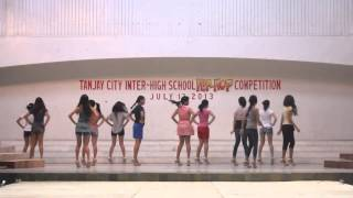 Miss TANJAY CITY 2013 | The Making