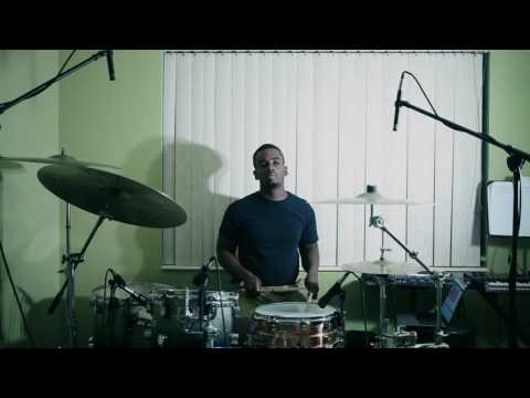 Jerry Jerome - Bruno Mars; Locked Out of Heaven Drum Cover