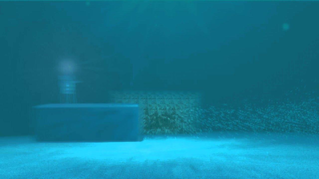 cinema 4d underwater scene youtube