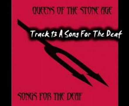 Queens of the Stone Age - A Song For The Deaf