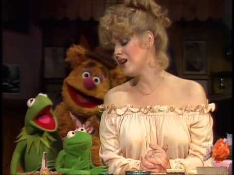 Bernadette Peters and The Muppets Just One Person