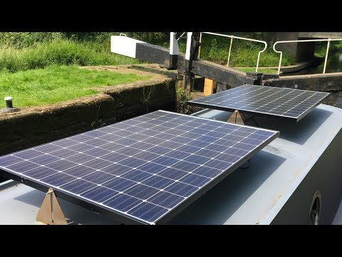 Charging my Lithium Batteries with Solar - 43