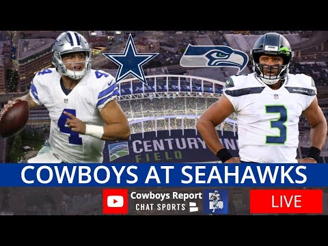 Cowboys Vs. Seahawks Live Streaming Scoreboard, Play-By-Play, Highlights & Stats   NFL Week 3