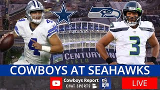 Cowboys vs. Seahawks Live Streaming Scoreboard, Play-By-Play, Highlights & Stats | NFL Week 3
