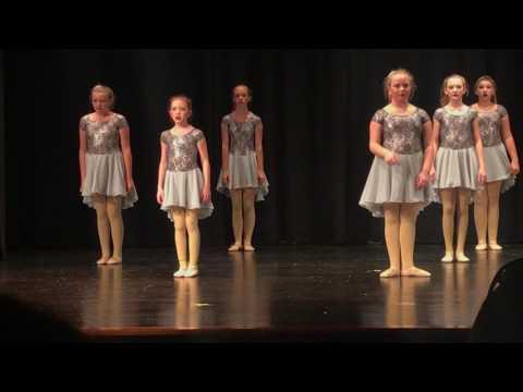 Sydney Dance Recital - Winter (Ballet)
