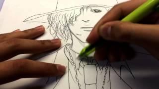 RADWINPSの野田さんを描いてみました。 ただ単に好きだからですw いつも...