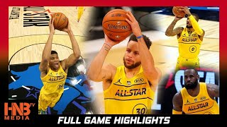 2021 NBA All Star Game Full Highlights 3.7.21