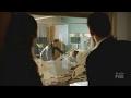 Lucifer 2x13 Worried Lucifer Watches Chloe in Hospital Window  Season 2 Episode 13