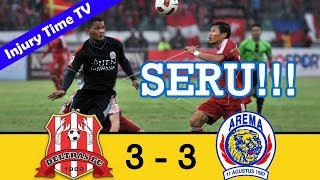Baixar Deltras FC 3-3 Arema ISL | ISL 2011/2012 | All Goals & Highlights