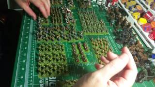 15mm Fantasy Dwarf Army on Parade Pt. 2