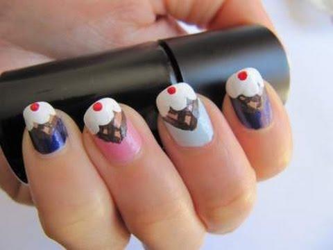 diy nail art tutorial - adorable