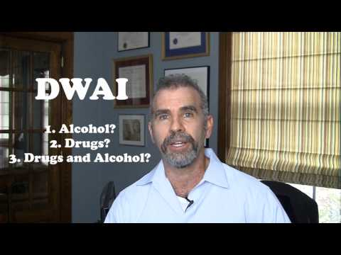 What is the Difference Between New York DWAI Alcohol and DWAI Drugs?