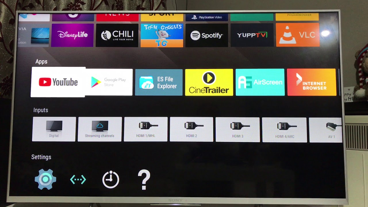 Slow TV ? Top 10 tips to speed up Android Smart TV | Improve Sony Bravia  Android TV Performance 2019