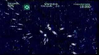 Geometry Wars Galaxies Wii