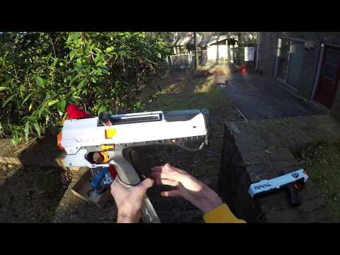Honest Review: The Nerf Rival Helios (A Much Needed Upgrade)